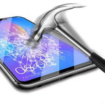 Перейти на Алиэкспресс и купить Закаленное стекло с защитой от царапин для LG K50 Q60 K12 Max Prime prloix Stylus Aristo 2 3 4 5 Plus, Защитная пленка для экрана