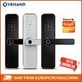 Дверной смарт-замок с Wi-Fi и RFID-меткой