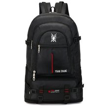New Style 70L Travel Backpack Outdoor Mountaineering Bag Large Capacity Men Travel Backpack Sports Bag outdoor backpack waterproof large capacity mounting bag travelling bag 70l polyester honeycomb breathable pad