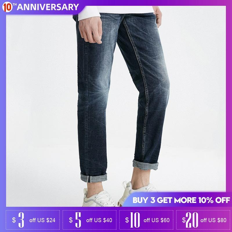 Jack Jones Vintage Autumn Slim Fit Jeans Pants| 219132557
