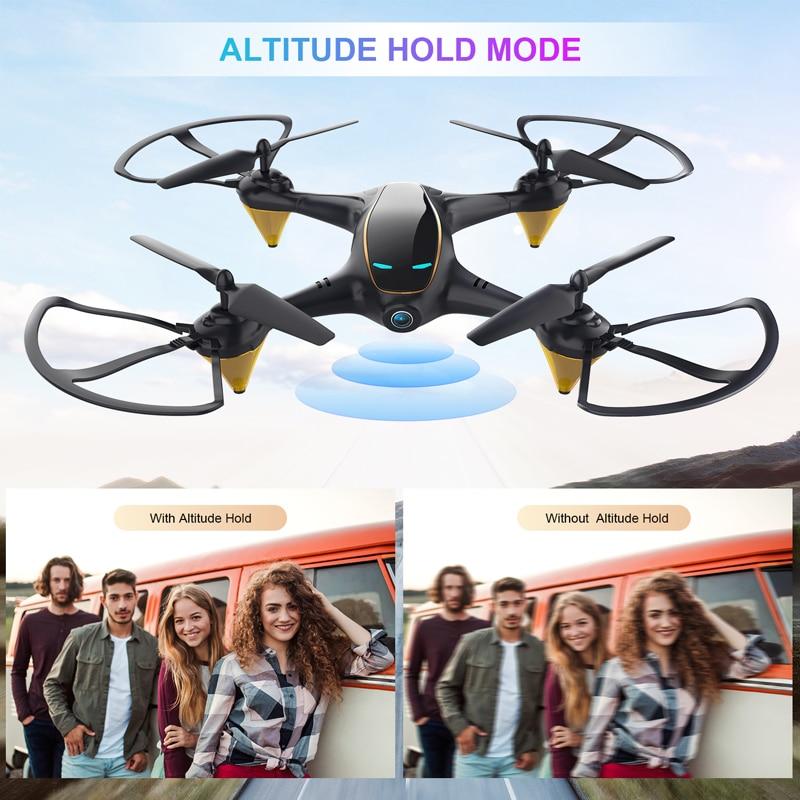 Eachine E38 WiFi FPV RC Drone 4K Camera Optical Flow 1080P HD Dual Camera Aerial Video RC Quadcopter Aircraft Quadrocopter Toys 3