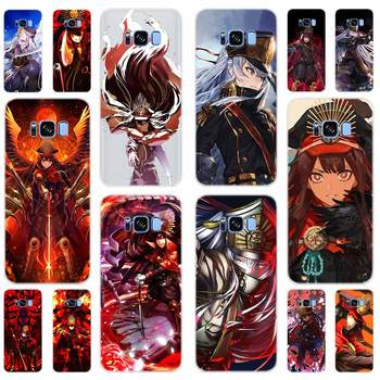 Phone Case Cover For Samsung Galaxy S7 Edge S8 S9 S10 S11 S20 S30 Plus Uitra Lite E Fate Oda Nobunaga Anime image