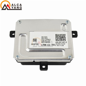 Image 4 - Yeti 5L A3 4G0907397P LED Headlight DRL Ballast LTM LL TFL Daytime running 4G0907697D Module 28519748 for A6 4G0907397R car lamp