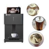 EVEBOT 3Dprinter coffee printer latte latte maker biscuit edible ink chocolate biscuit bread printer complimentary ink cartridge