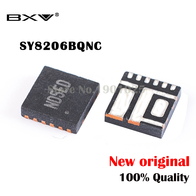 5pcs /lot SY8206BQNC SY8206B SY8206 ND4LL ND3NA ND2CZ QFN-6 QFN New Original