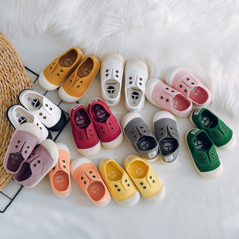 2020 Spring Explosion Children's Music Shoes A Pedal Solid Color Toddler Shoes First Walker Kids Shoes For Girl   Shoes Boys
