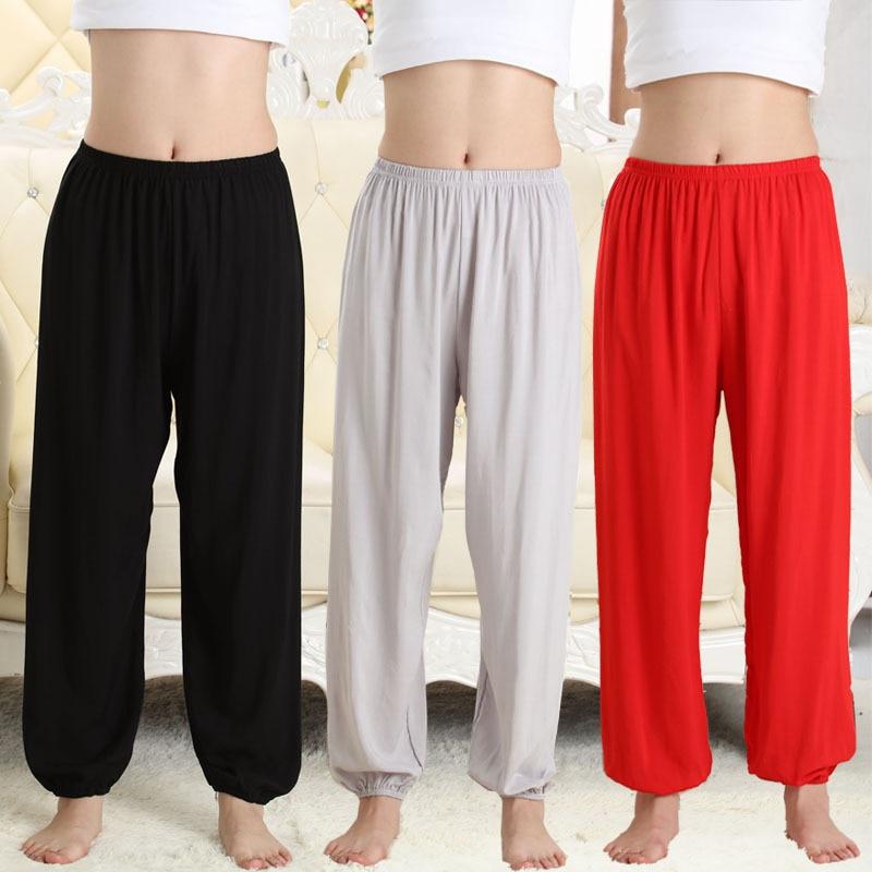 BZEL New Women's Sleep Bottoms Femme Home Pants Cosy Cute Clothing 13 Colors Casual Couple Pajamas Plus Size Sleeps Pants M-XXXL