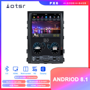 """Android 8.1 16"""" Tesla style Car GPS navigation for Toyota Land Cruiser LC200 2008-2015 auto radio Coche stereo Multimedia player"""