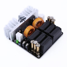 1000W ZVS Spoel Inductie Verwarming Boord Laagspanning Duurzaam Carbon Staal Ijzer DIY Stabiele Professionele Flyback Driver Module Plaat(China)