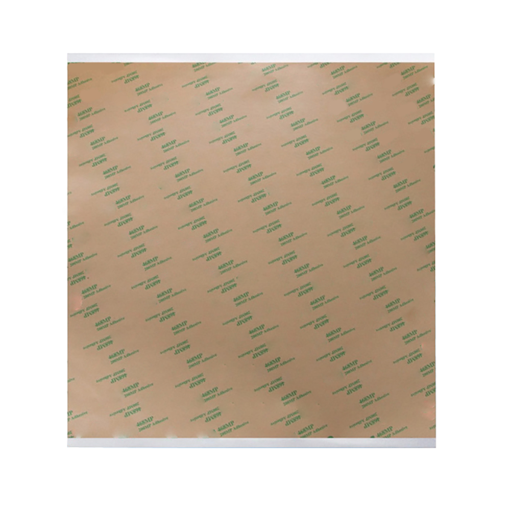 Tool 3D Printer Adhesive PEI Sheet High Performance Transparent Replacement Easy Apply Durable Practical Quick Install