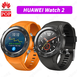 Image 1 - Original Global Rom Huawei Watch 2 Smart Watch Support bluetooth LTE4G HeartRate Tracker For Android iOS IP68 waterproof NFC GPS