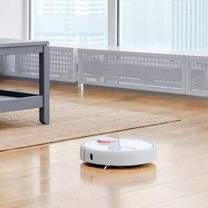 Image 3 - Автоматический робот пылесос Xiaomi Mi 1S, оригинальный умный пылесос для уборки дома, Wi Fi, ДУ через приложение