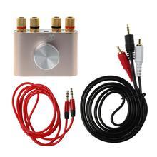цена на 1Set 50W+50W Black Bluetooth 4.0 Mini Digital Home Audio Power Amplifier Stereo HiFi Amp Without Power Adapter