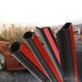 Уплотнительная лента для автомобильной двери, автомобильные наклейки, резиновые D Z P-образные шумоизоляционные противопылевые звукоизоляц...