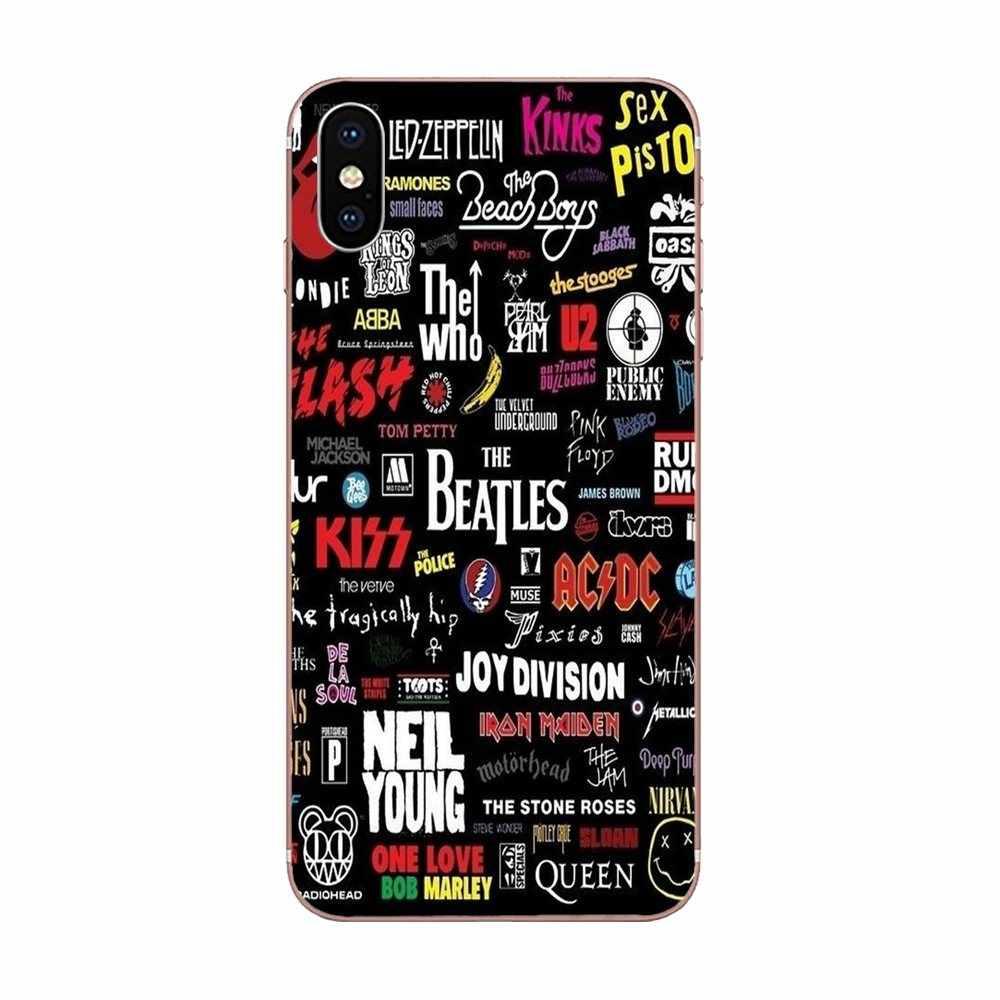 Moda Sıcak Aşk Rock Roll Xiao mi kırmızı mi mi 4 7A 9T K20 CC9 CC9e NOT 7 9 Y3 SE Pro Başbakan Go Oynamak Yumuşak Telefon Kılıfları Kapakları