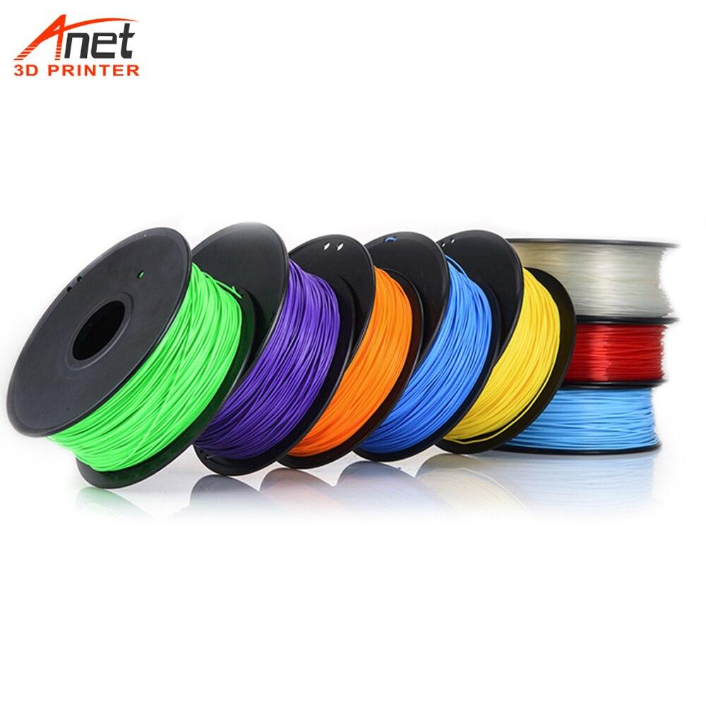 1.75 milímetros 1 KG/PC PLA/ABS Filamento Impressora Para Impressão 3D 3D Caneta Material de Proteção Ambiental Não-tóxico