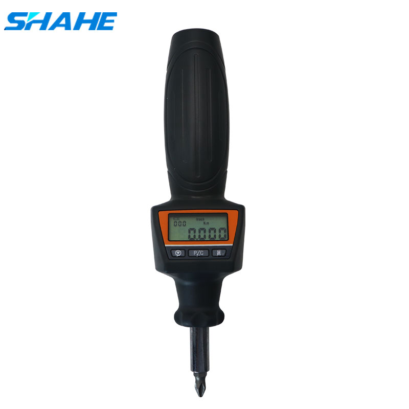 SHAHE New Digital Torque Screw Driver Mini Adjustable Torque Screwdriver Hand Tools ANS Series