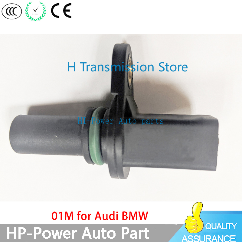 NEW 01M927321B 01M Automatic Transmission Electrical Input & Output Shaft Speed Sensor