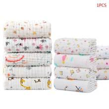 6 слоев детских мочалок детское банное полотенце муслиновая