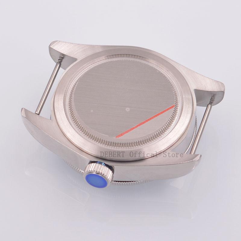 caso 22mm banda bronze revestido 316l s
