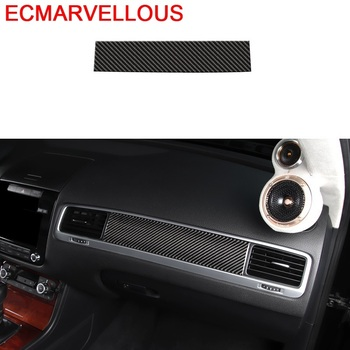 Auto Control System Cup Gear Automobile Chromium Decorative Car Styling Protecter 11 12 13 14 15 16 17 18 FOR Volkswagen Touareg