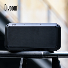 Divoom Voombox Pro Portable Bluetooth Wireless speaker 40w Super bass with 10000 mAh for 18 Hour Playtime  IPX5 Water Resistant