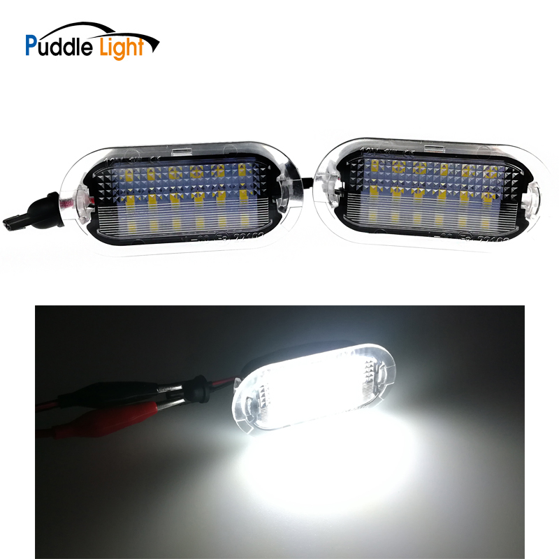 Footwell <font><b>Led</b></font> Door Courtesy <font><b>Light</b></font> Backlight Trunk Lamp For VW Beetle Cabrio Bora <font><b>Golf</b></font> Mk3/<font><b>4</b></font> Polo Sharan Vento Touran image