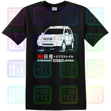 GT-shirt Nissan X-Trail T30 Tshirt tee(China)