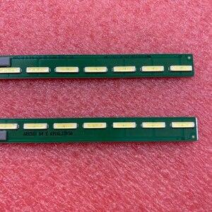 Image 3 - Nuovo 2 PCS 68LED striscia di retroilluminazione a LED per LG 65UH6030 65UF6450 65UH5B BD 6922L 0143A 6916L2305A 6916L2306A