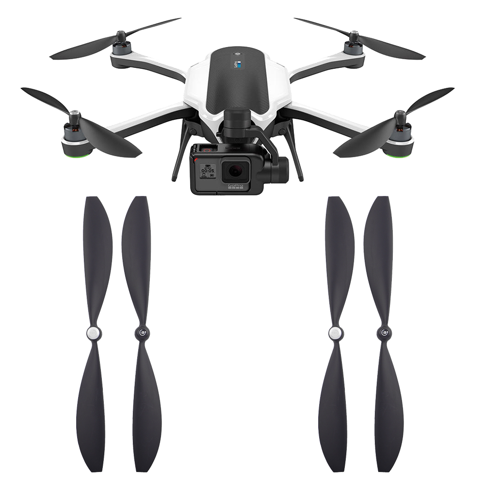 2 Pairs Propellers Blades Wings Replacement For Karma Drone Accessories
