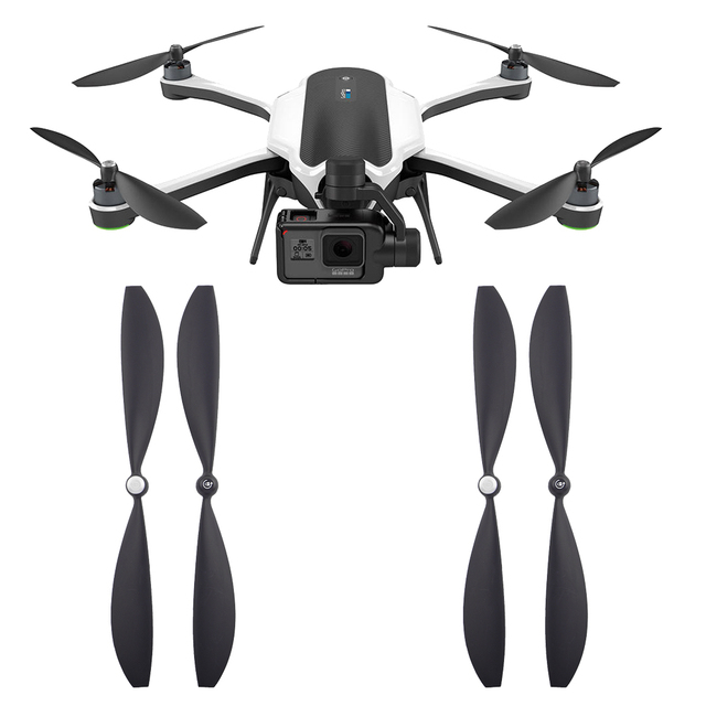 4 pairs Replacement Propellers for Gopro Karma Drone Quick Release Props Self Lock Blades Accessory Screw Wing Fan Spare Parts