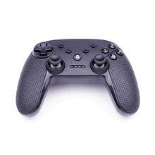 Gamepad para nintend switch e switch lite ns sem fio bluetooth nfc jogo joystick controlador