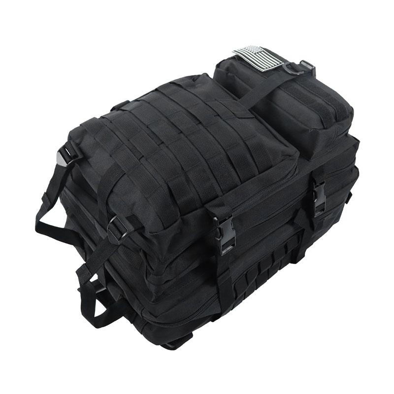 50l muški vojni vojni taktički ruksak velikog kapaciteta 3P mekani - Kampiranje i planinarenje - Foto 5