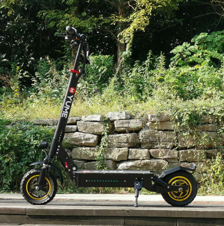 YUME S10 ELECTRIC SCOOTER FOR ADULT