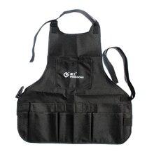 Durable Gartengeräte-Heavy Duty Oxford Tuch Arbeit Schürze mit Werkzeug Taschen (14), Einstellbare Wasit Gürtel