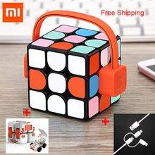 Xiaomi Mijia – Cube magique Intelligent Giiker i3s/i3Y, Version mise à jour, intelligence artificielle, synchronisation d'applications Bluetooth, Puzzle, jouets