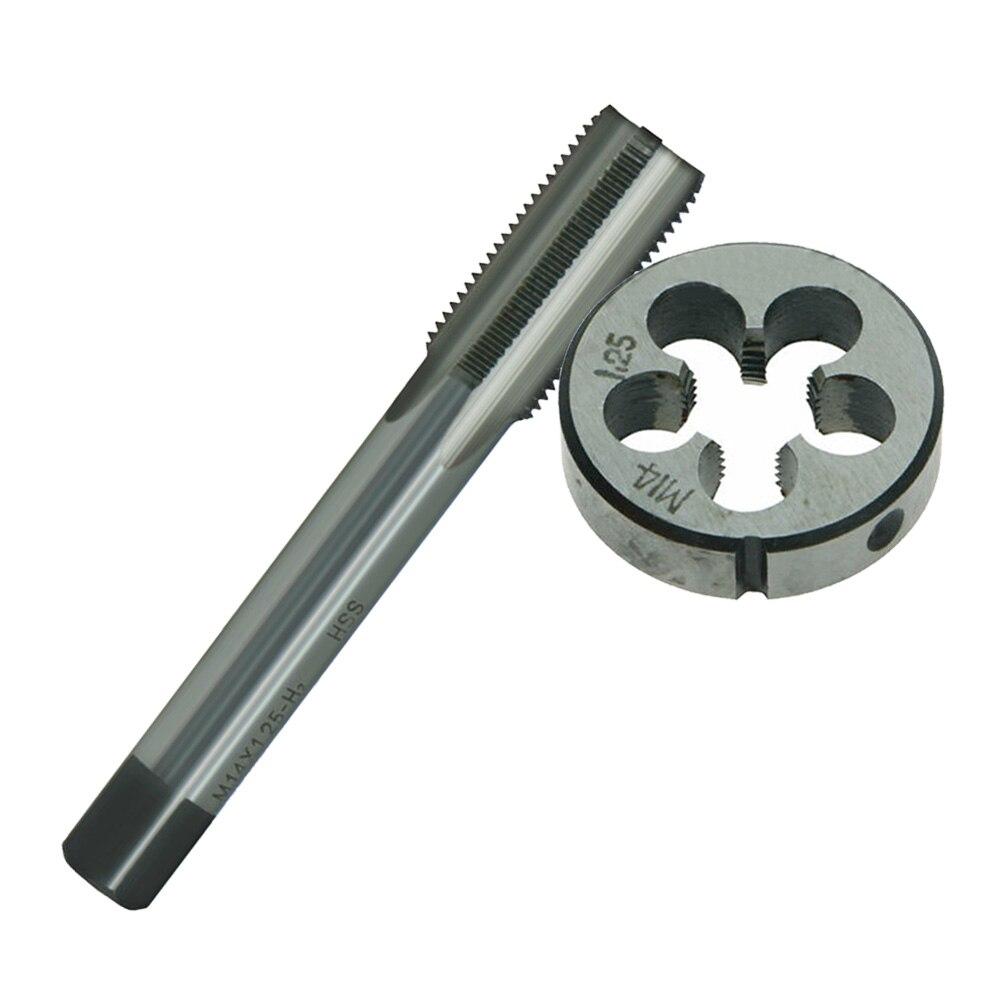Taps M14x1.25 Metric Right Hand Thread Plug Tap Die High Speed ...