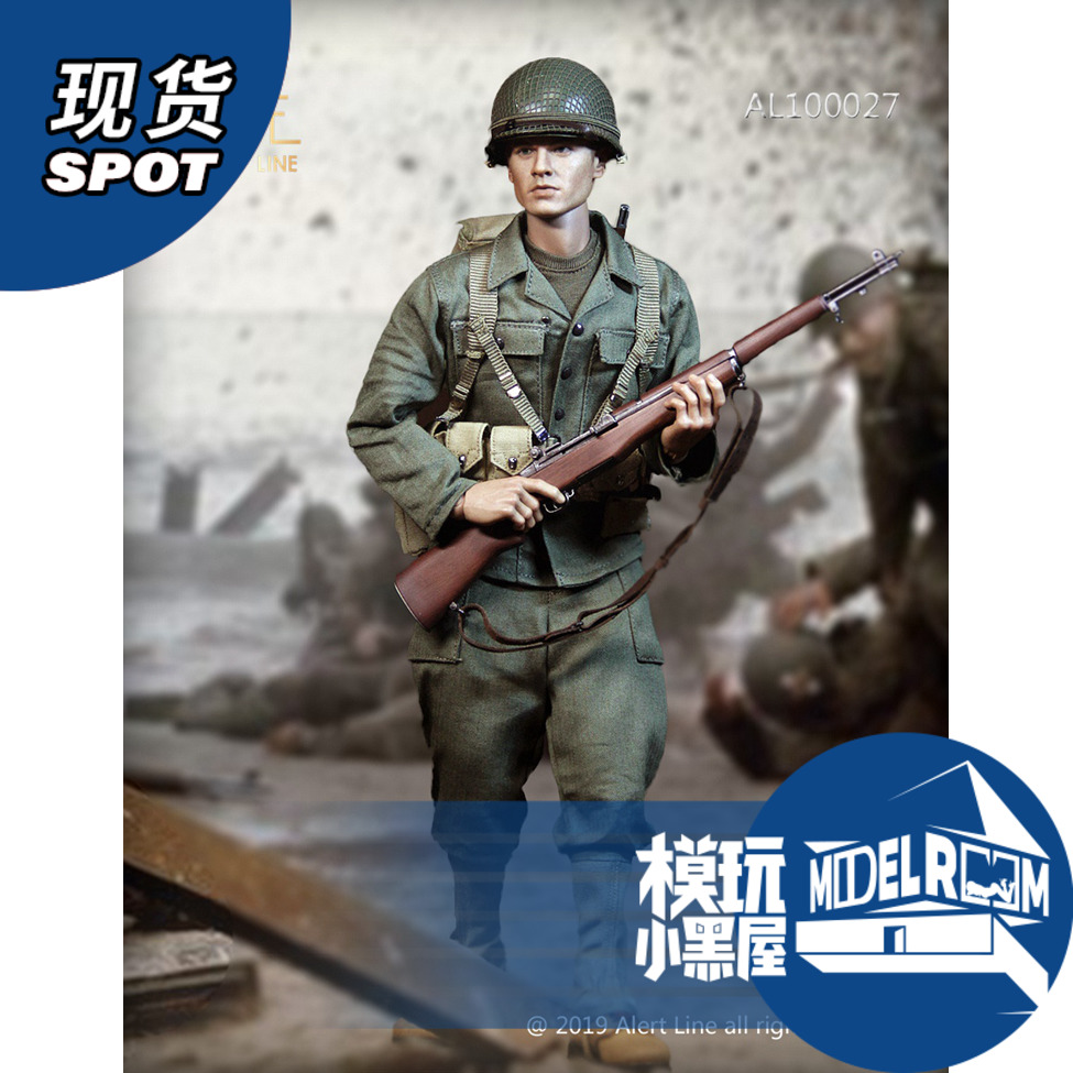 Grenade for Alert Line AL100027 WWII US Army 1//6 Scale Action Figure