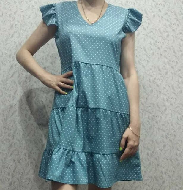 Thin Beach Party Dress 4