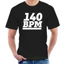 T-Shirt homme, estival et à la mode, en coton, avec Logo Bpm, Pas Cher, 140, @ 063966