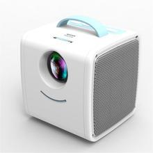 Q2 мини-проектор 700 люмен светодиодный Full Hd 1080P проектор практичный для детей раннего образования домашний мультимедийный проектор