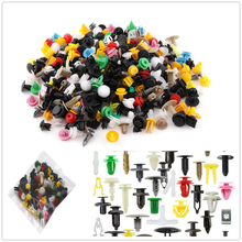 100pcs Mixed Fastener Bumper Clips Retainer for BMW E46 E39 E38 E90 E60 E36 F30 F30 E34 F10 F20 E92 E38 E91 E53 E70 X5 X