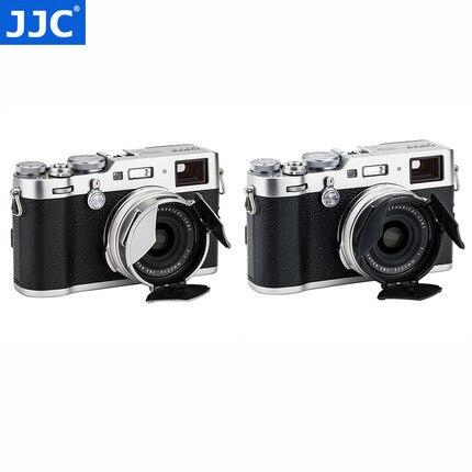 Fast Lotus Hood Lens Cap Lens Waterproof Protection Camera Lens Cover For Fuji Fujifilm X100F X100 X100T X100S X100V X100S X70