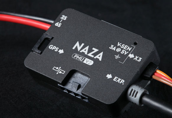 DJI NAZA-M V2 PMU Battery Single Product NAZA PMU Power Module Original