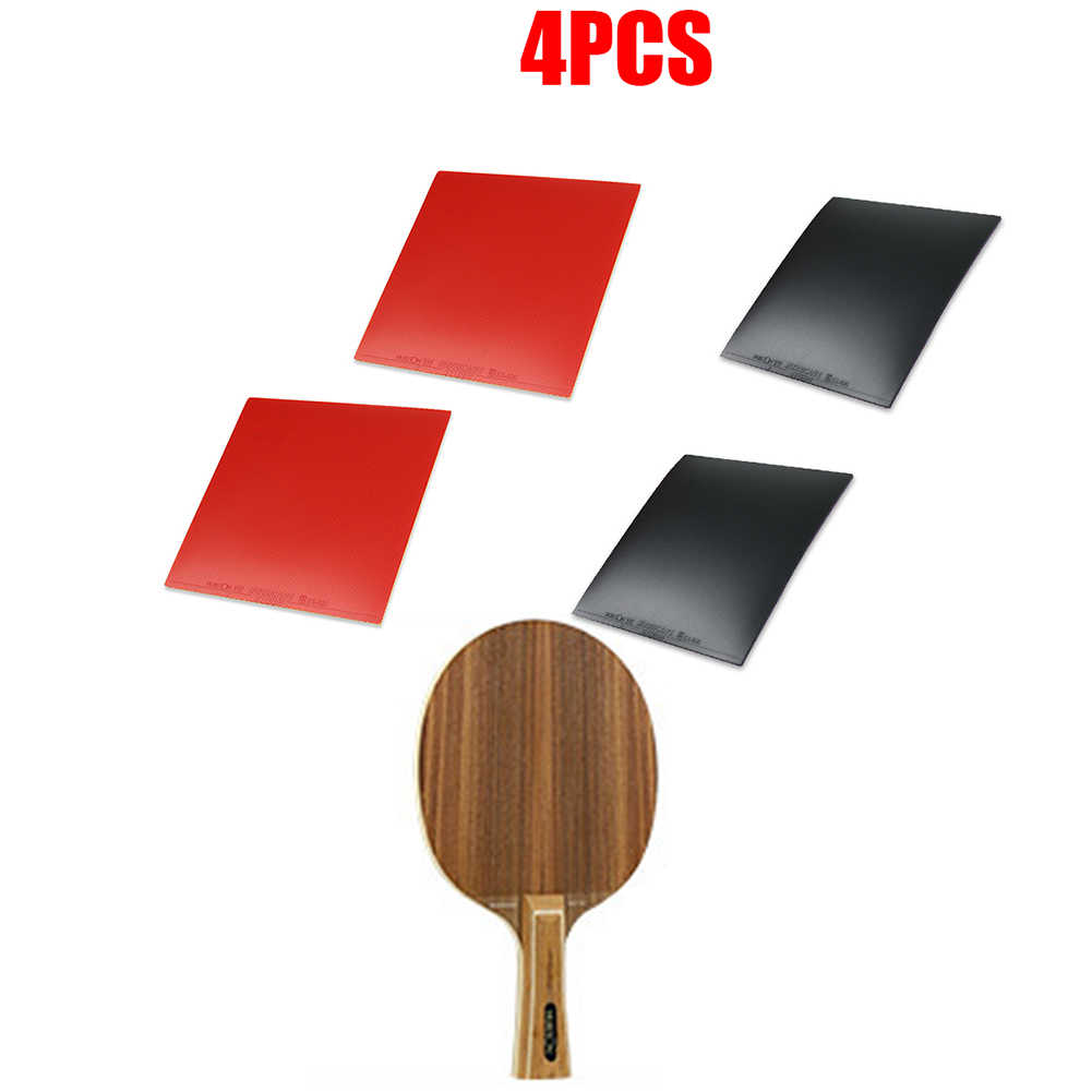 10 stücke Ruber Gummis mit Schwamm Reaktor Corbor Tischtennis Ping Pong  abdeckung Training Zubehör Paddel Rand Anti-kollision band