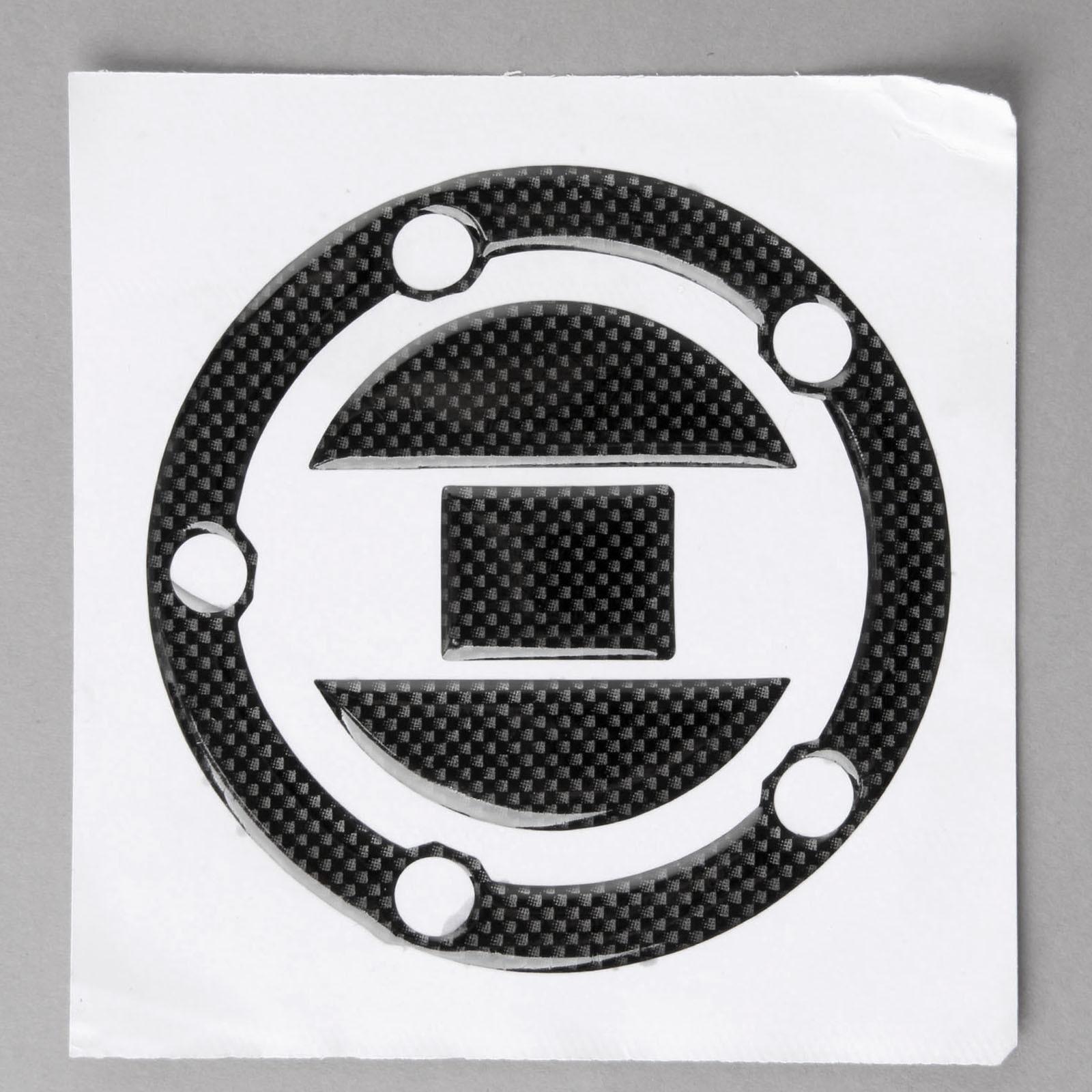 Carbon Fiber Fuel Gas Oil Cap Tank Pad Tankpad Protector Sticker For Motorcycle Universal For SUZUKI GSXR 600 GSX-R750 1000
