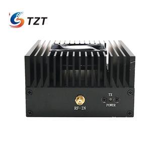 Image 1 - TZT cyfrowy wzmacniacz mocy RF lifier VHF 136 170Mhz 40W wzmacniacz radiowy DMR wzmacniacz mocy radia FM