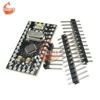 Reemplazo de Puerto Atmega328, 6 PWM, 8 analógicos Pro Mini 168, ATMEGA168, 5V, 16MHz, para Arduino, Compatible con módulo de microcontrol Nano