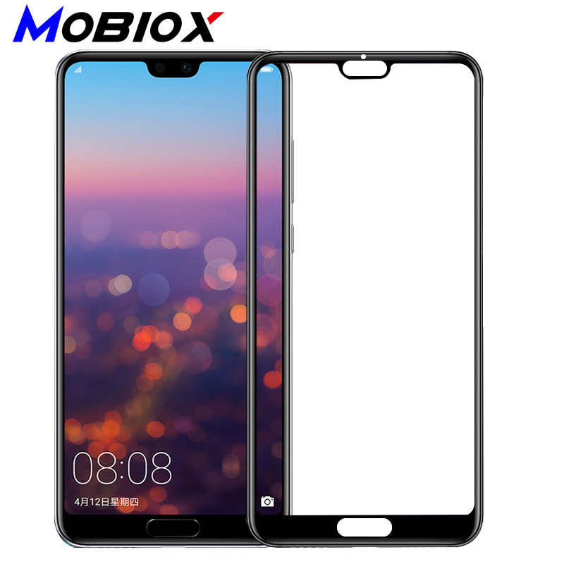 Full Cover Tempered Glass For Huawei P20 P30 Lite Pro Screen Protector For Huawei Mate 20 Lite Pro Protective Film Protect Glass
