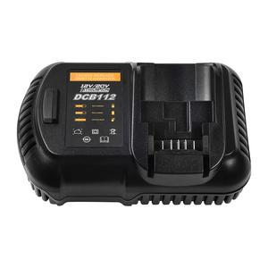 Charger 12-Volt Li-Ion-Battery Dewalt DCB112 for Dcb112/12-volt/And/.. Replace Dcb200/Dcb182/Dcb115/..